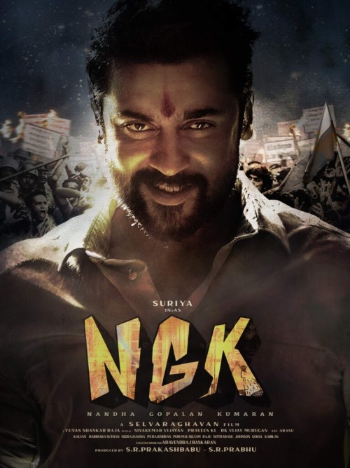 NGK (2019) BluRay 480p 720p Dual Audio [Hindi Unofficial & Tamil] With Esubs Full Movie