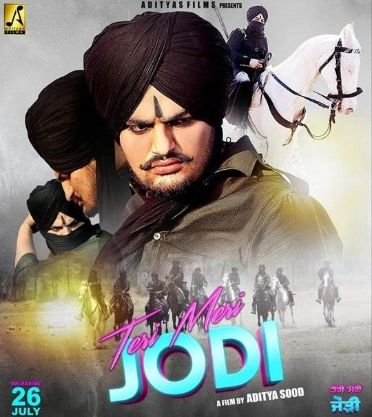 Teri Meri Jodi (2019) Punjabi Full Movie 450MB HDTVRip 480p