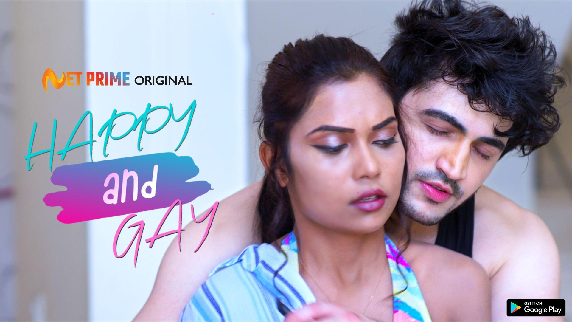 18+ Happy and Gay 2021 S01E01 NetPrime Hindi Web Series 720p HDRip 120MB x264 AAC