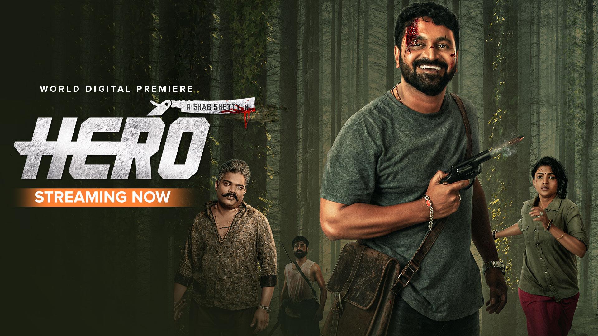 Hero 2021 Telugu 480p HDRip ESub 400MB Download