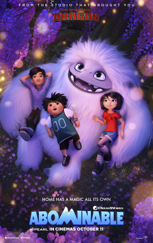 Abominable 2019 Dual Audio Hindi ORG 1080p BluRay MSub 1.5GB Download
