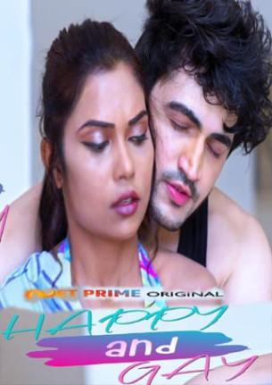 18+ Happy and Gay 2021 S01E01 NetPrime Hindi Web Series 720p HDRip 120MB Download