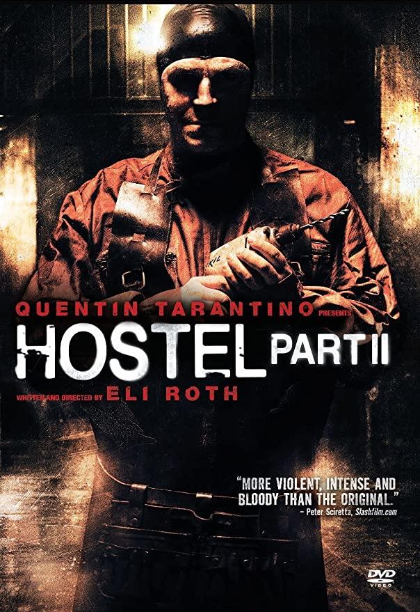 18+ Hostel Part II 2007 Hindi Dual Audio 720p | 480p BluRay ESub 1.1GB | 350MB Download