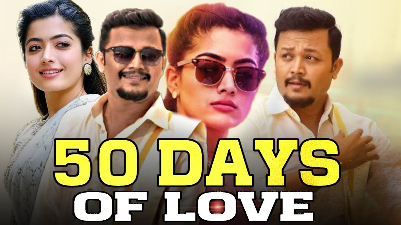 50 Days Of Love (Chamak) 2021 Hindi Dubbed ORG 480p HDRip 450MB Download