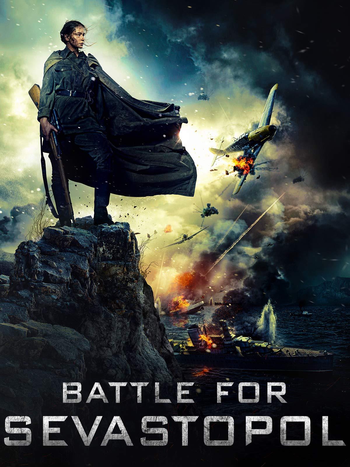 Battle for Sevastopol 2015 Dual Audio Hindi ORG 720p BluRay ESub 1GB Download