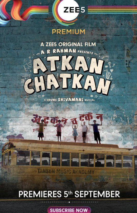 Atkan Chatkan 2020 Hindi 1080p Zee5 HDRip ESub 2.3GB Download