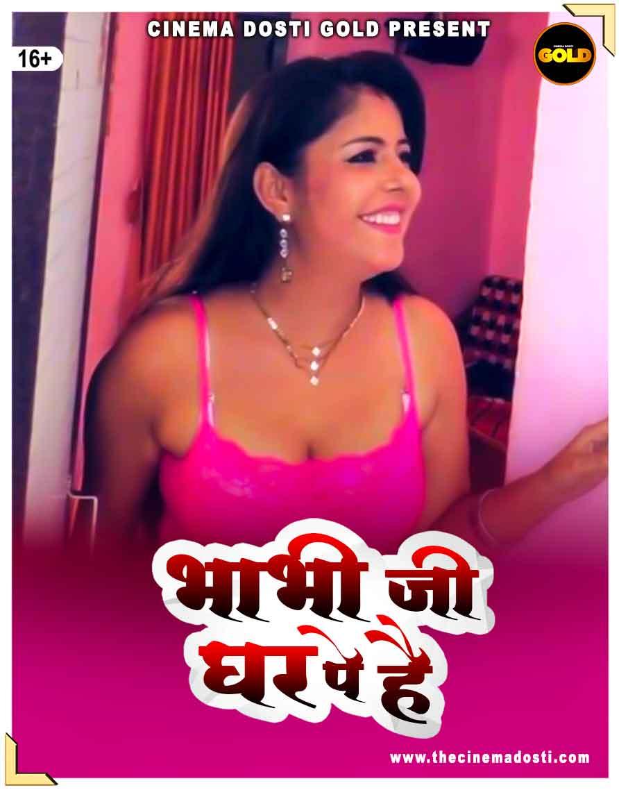 Bhabhi Ji Ghar Pe Hai 2021 CinemaDosti Originals Hindi Short Film 720p HDRip 90MB Free Download