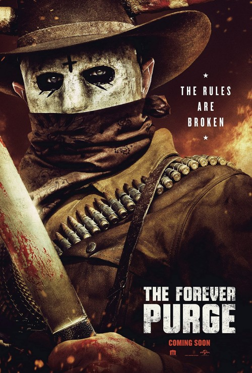 The Forever Purge (2021) English WEB-DL 720p With Esubs Full Movie Download