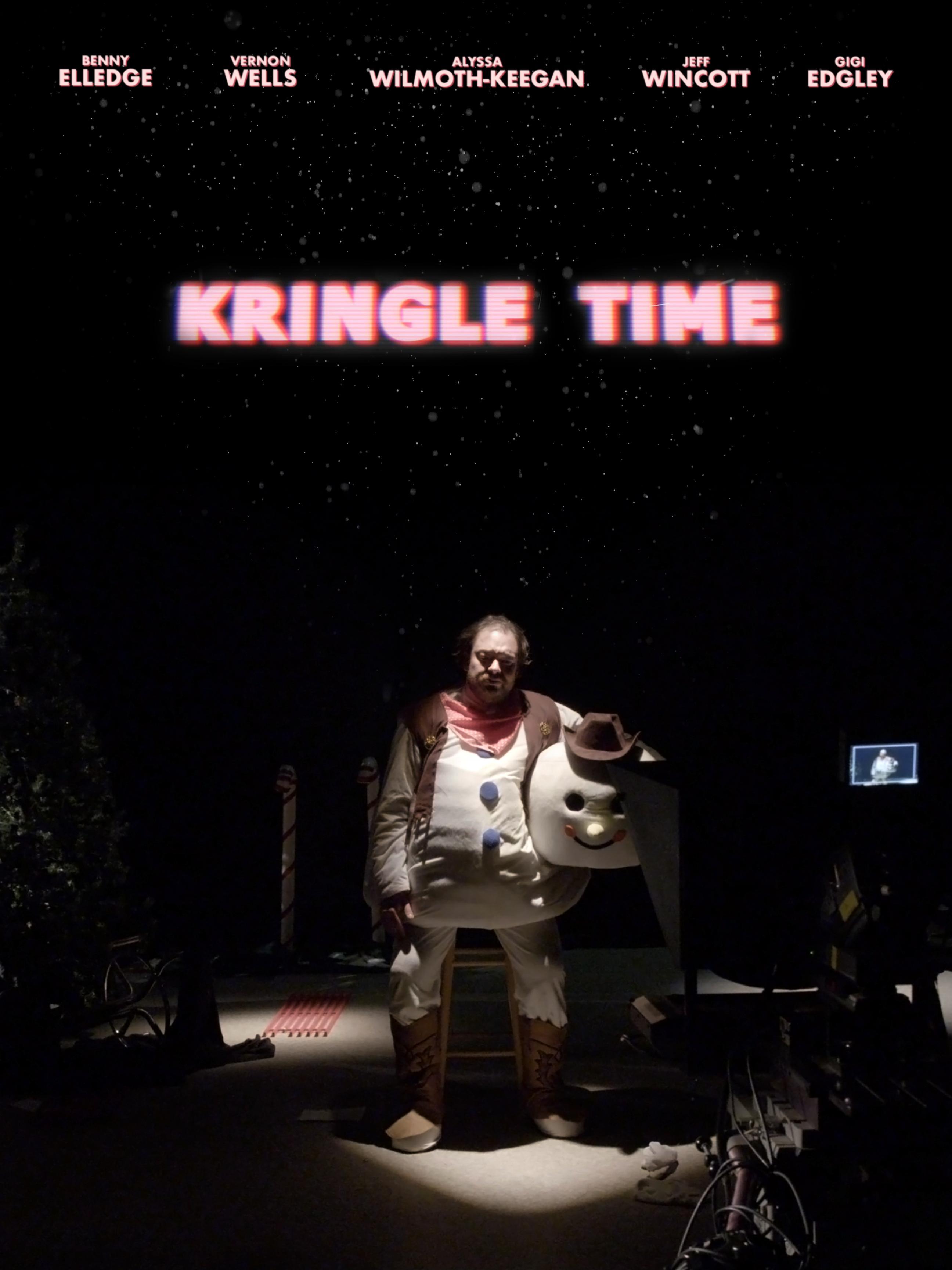 Kringle Time 2021 English 480p HDRip 300MB Download