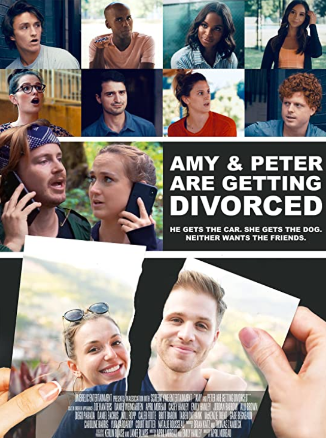 Amy and Peter Are Getting Divorced 2021 English 480p HDRip 300MB Download