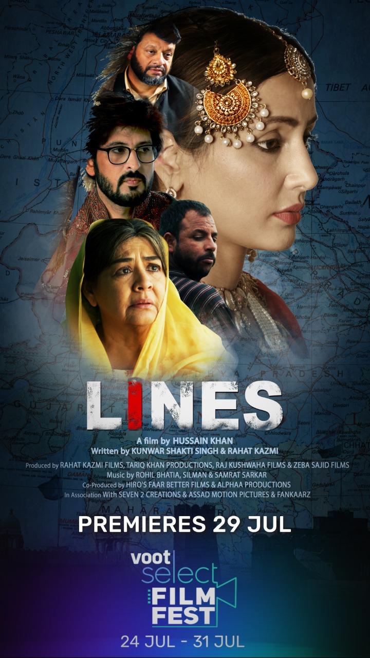 Lines 2021 Hindi Movie 720p VOOT HDRip 500MB Download