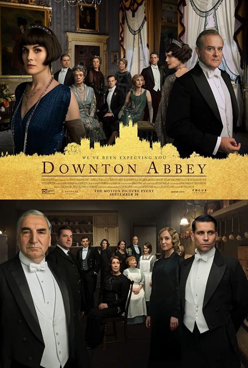 Downton Abbey (2019) Dual Audio Hindi & English 480p 720p BluRay Esubs Full Movie Download