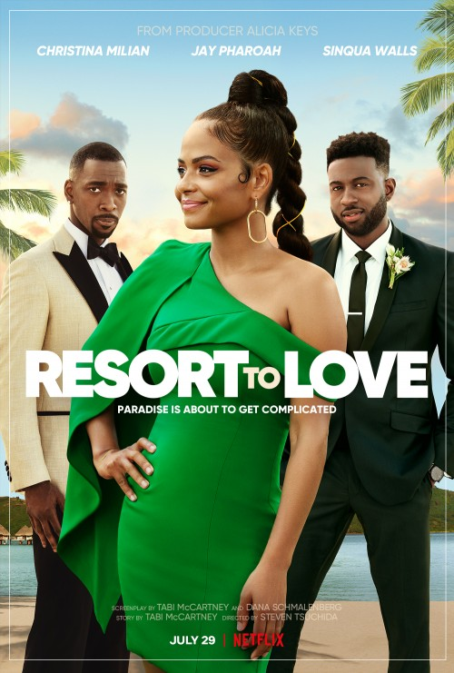 Resort to Love (2021) Dual Audio Hindi & English WEB-DL 480p 720p With Esubs Full Movie
