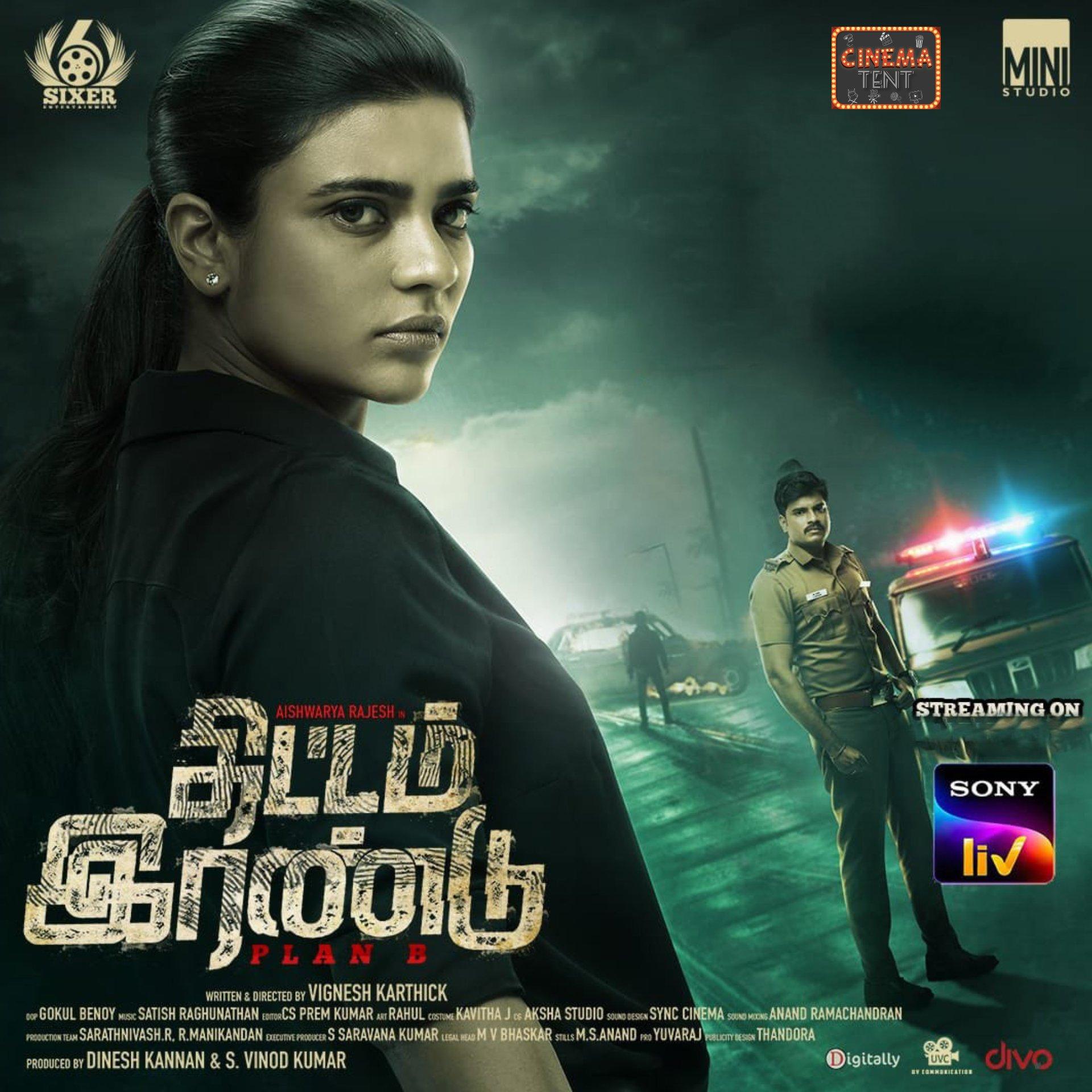 Thittam Irandu 2021 Tamil 480p HDRip ESub 405MB Download