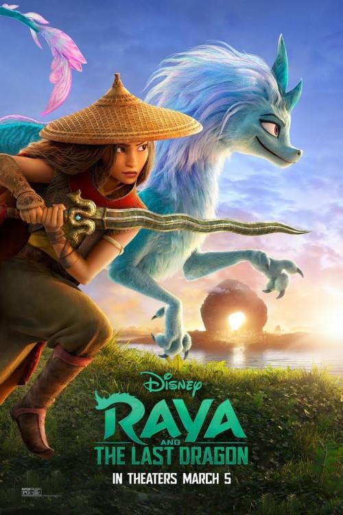 Download Raya and the Last Dragon WEB-DL 480p 720p Dual Audio Hindi & English Esubs Full Movie