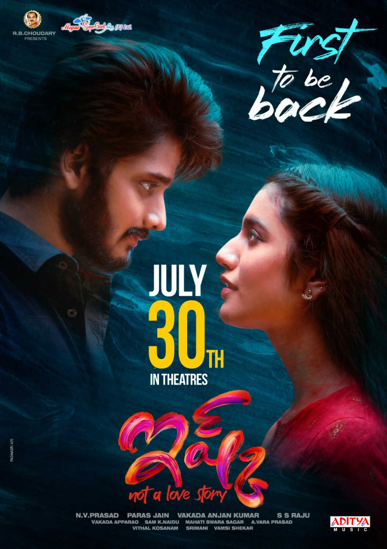Ishq Not A Love Story 2021 Telugu v2 480p HQ PreDVDRip 400MB Download