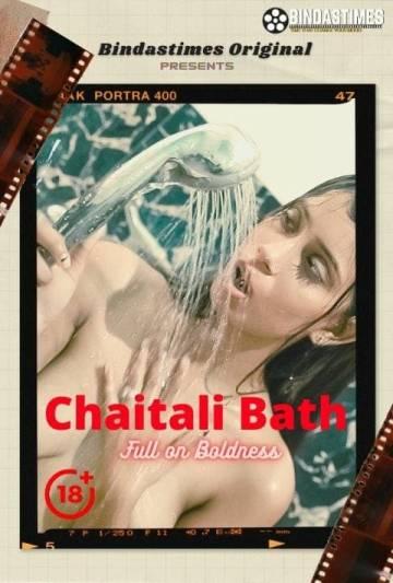 18+ Chaitali Bath 2021 BindassTimes Originals Hot Video 720p HDRip 100MB x264 AAC