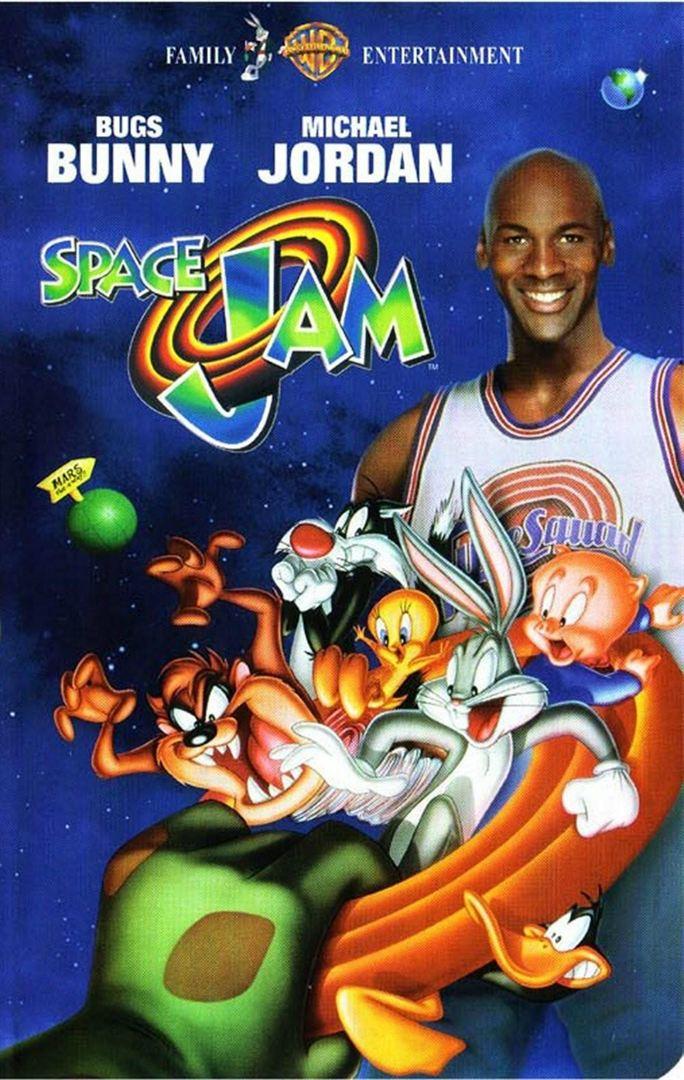 Space Jam 1996 Hindi ORG Dual Audio 480p BluRay ESub 305MB Download