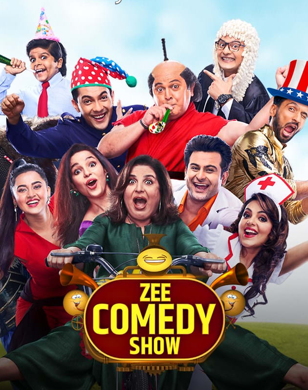 Zee Comedy Show S01 (18th September 2021) Hindi 720p HDRip 280MB Download