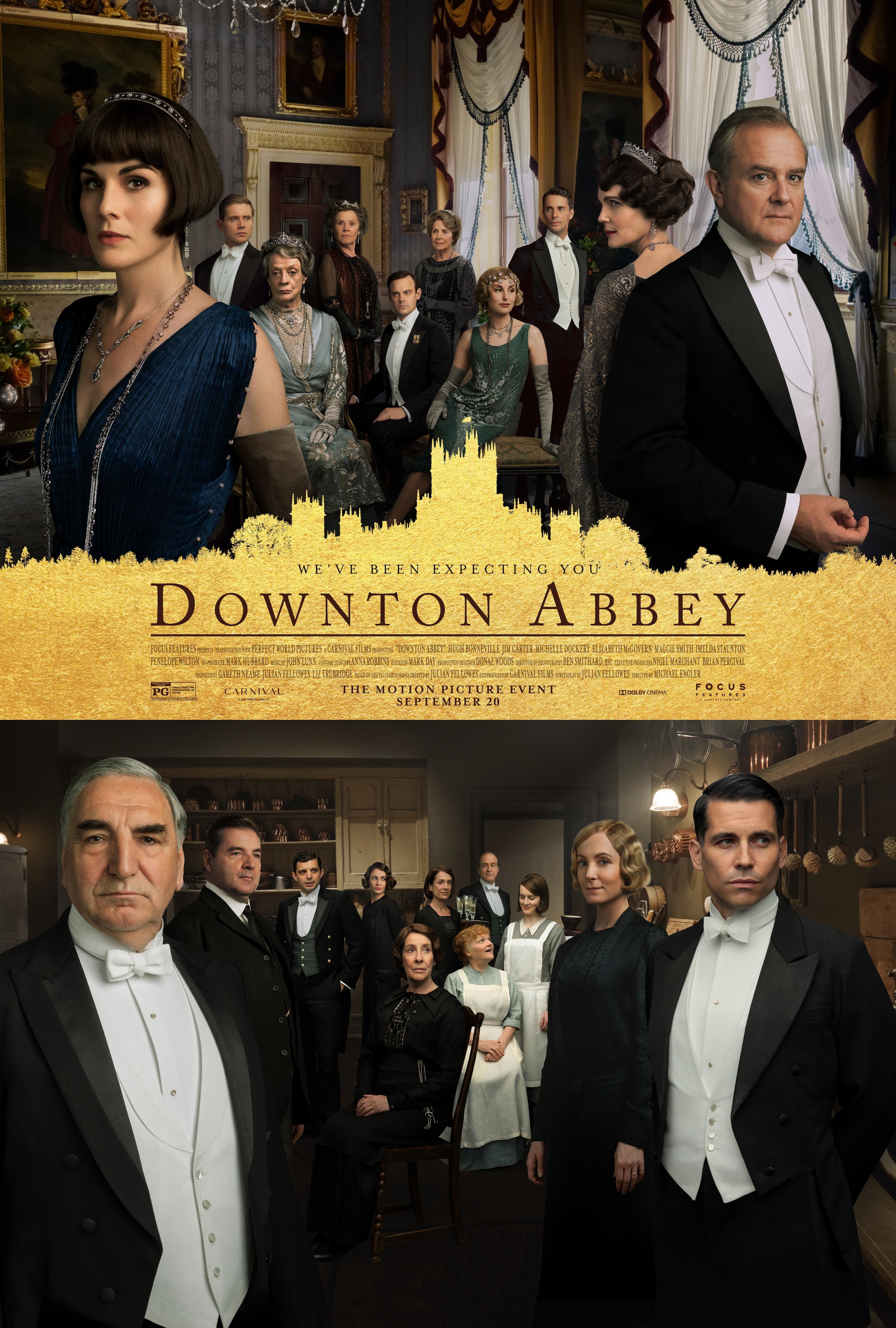 Downton Abbey 2019 Hindi Dubbed ORG 480p BluRay ESub 400MB Download