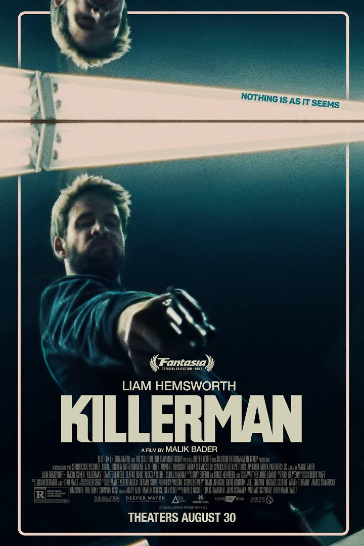 Killerman 2019 Hindi ORG Dual Audio 480p BluRay ESub 405MB Download