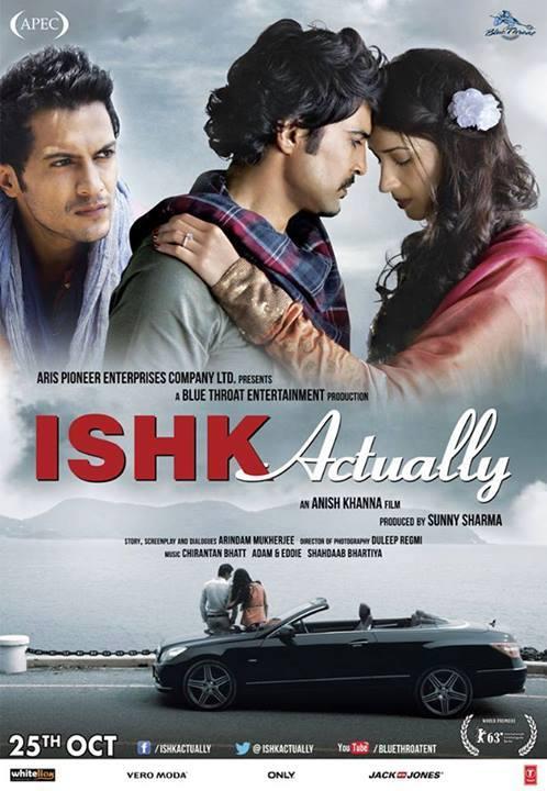 Ishk Actually 2013 Hindi Movie 1080p HDRip 1.7GB Download