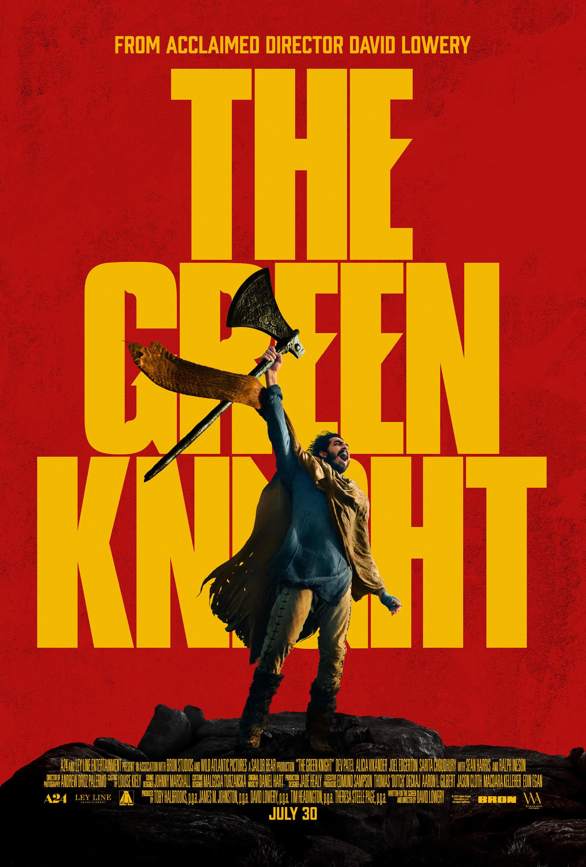 The Green Knight 2021 English 480p HDCAMRip 400MB Download