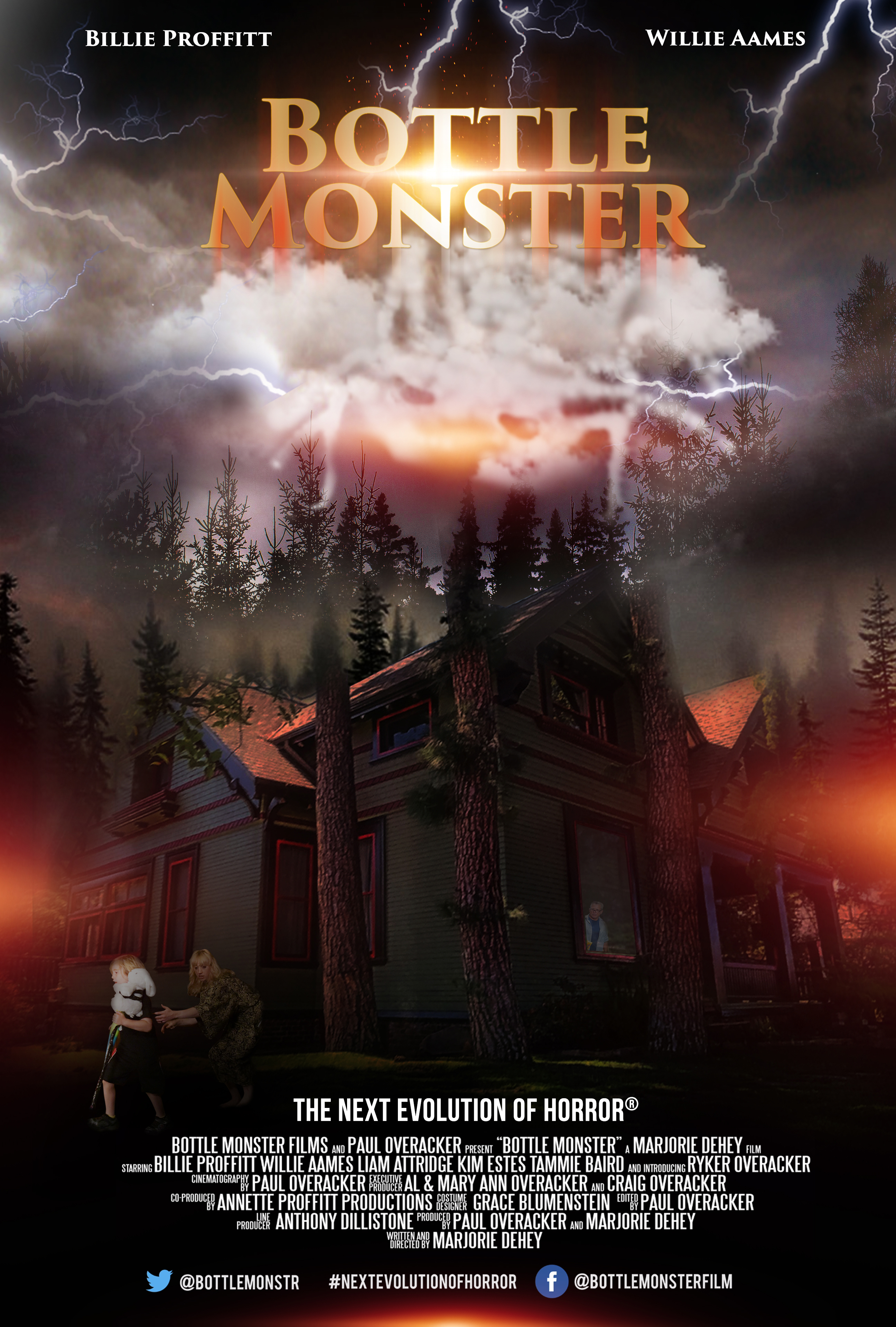 Bottle Monster 2021 English 300MB HDRip 480p Download