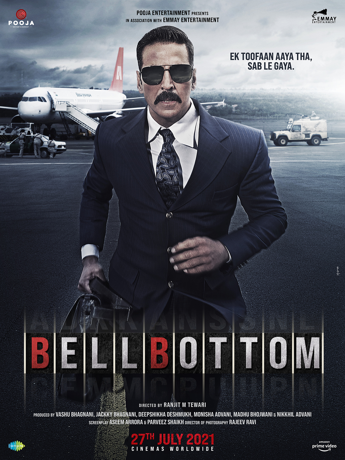 BellBottom Hindi Movie 2021 Official Trailer 1080p HDRip 84MB Download