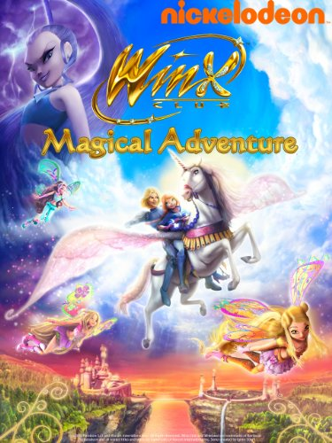 Winx Club Magical Adventure 2010 Dual Audio Hindi ORG 300MB HDRip 480p Download