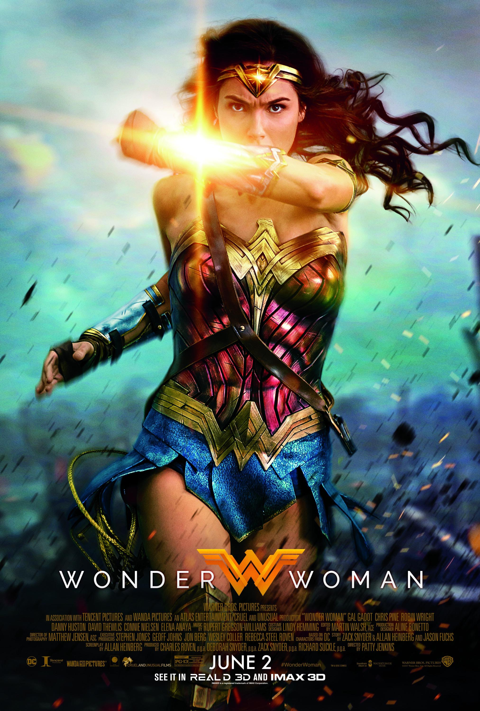 Wonder Woman 2017 Dual Audio Hindi (Unofficial) 480p BluRay ESub 500MB Download