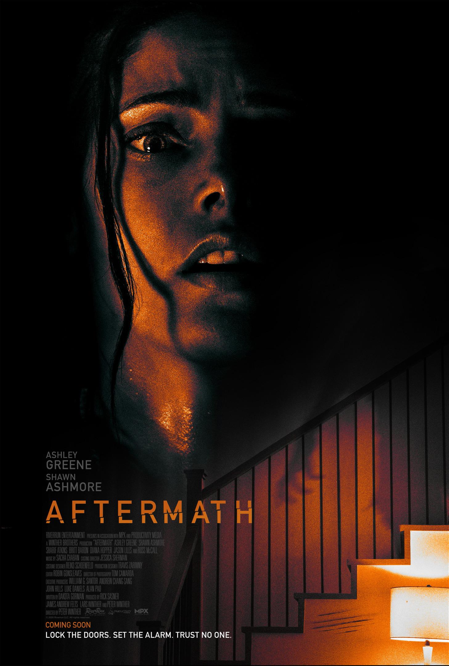 Aftermath 2021 English 480p HDRip 350MB Download