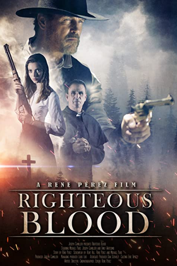 Righteous Blood 2021 English 480p HDRip 250MB Download