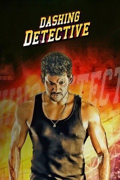 Dashing Detective (Thupparivaalan) 2021 ORG Hindi Dubbed 480p HDRip 450MB Download