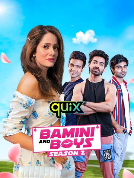 Download Bamini and Boys 2021 S02 Hindi Complete DSNP Original Web Series 480p HDRip 650MB