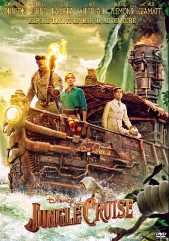 Jungle Cruise 2021 Hindi Dubbed 1080p HQ HDRip 2GB Download