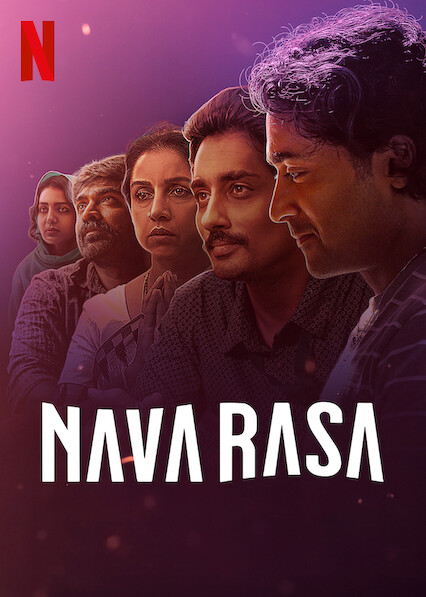 Navarasa 2021 S01 Hindi Dubbed Complete NF Series 720p HDRip 2.1GB- 1GB Download