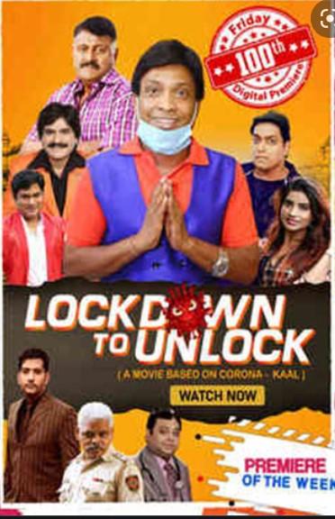 Lockdown to Unlock (2021) Hindi