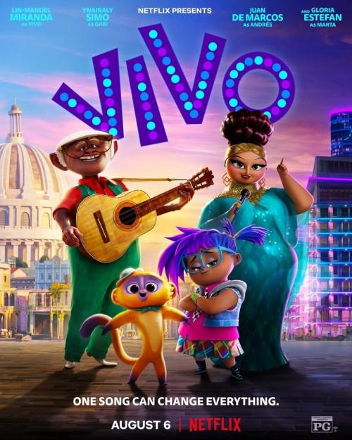 Download Vivo (2021) Dual Audio Hindi & English 480p 720p WEB-DL Esubs Full Movie Download