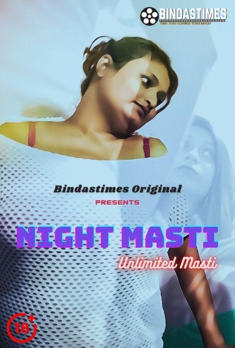 18+ Night Masti (2021) BindasTimes Hindi Short Film 720p HDRip 80MB Download