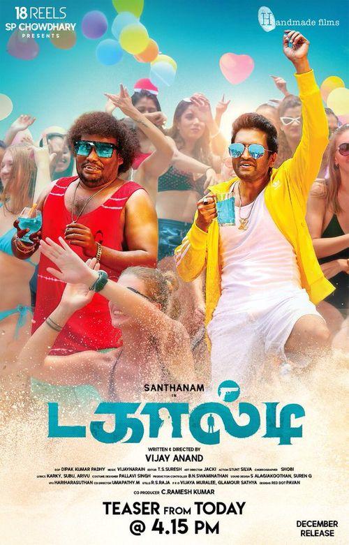 Dackalti (Dagaalty) 2021 ORG Hindi Dubbed 720p HDRip 700MB Download