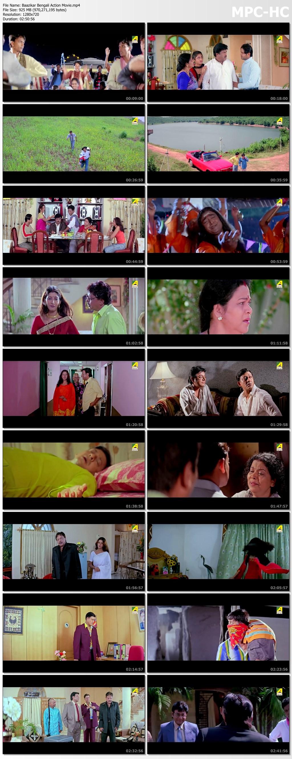Baazikar Bengali Action Movie.mp4 thumbs