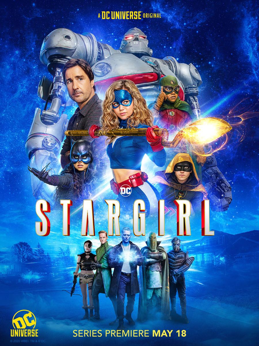 Stargirl 2021 S02E11 English 720p HDTVRip ESub 190MB Download