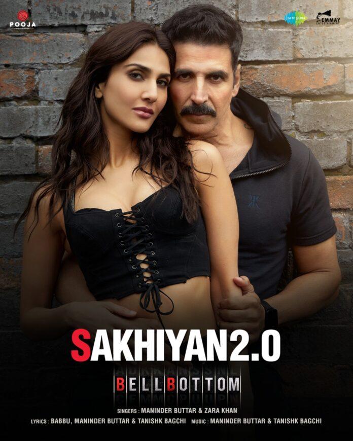 Sakhiyan2.0 (BellBottom) Hindi Movie 2021 Video Song 1080p HDRip 63MB Download
