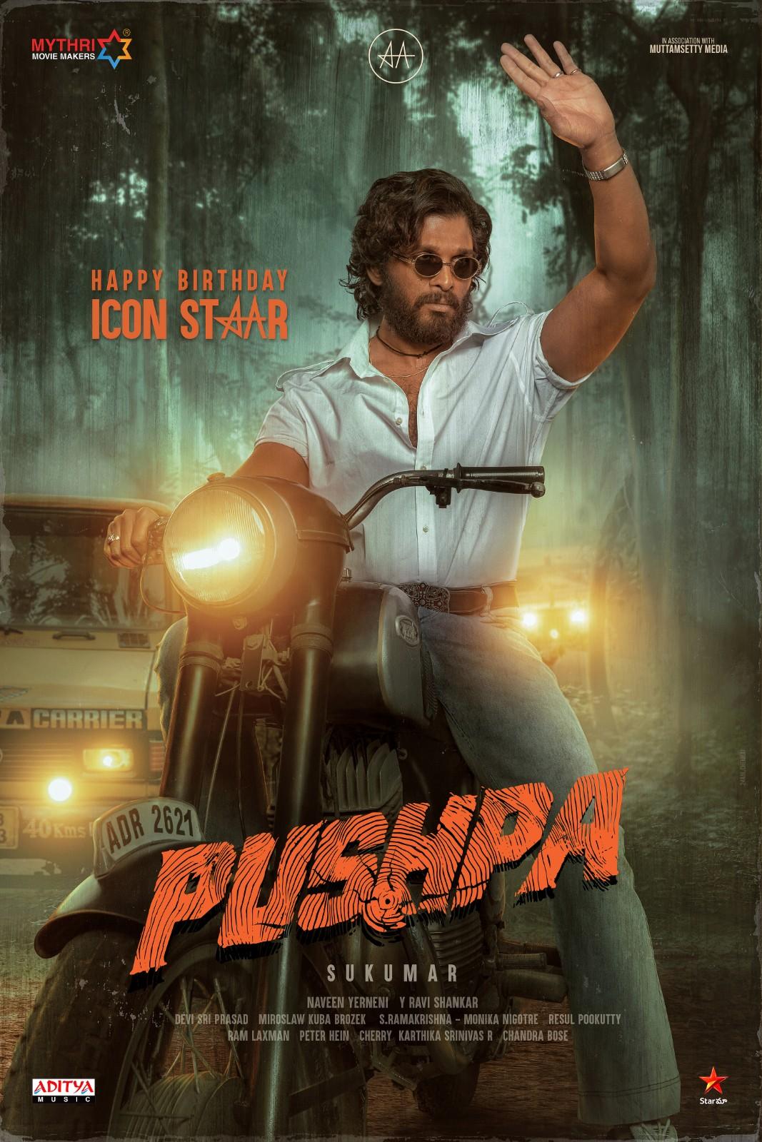 Jaago Jaago Bakre (The Rise – Pushpa 2021) Hindi Movie Video Song 1080p HDRip 142MB Download
