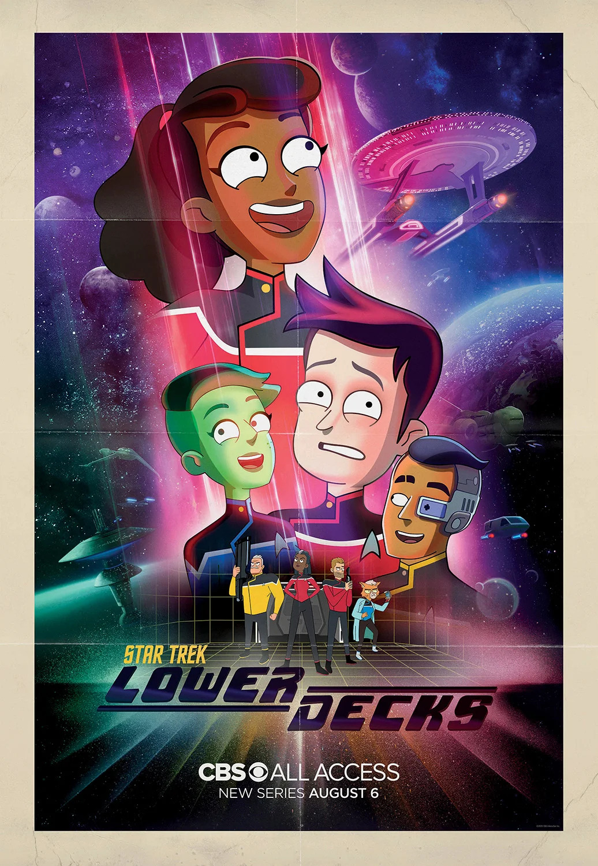 Star Trek Lower Decks 2021 S02E06 Dual Audio Hindi ORG 720p AMZN HDRip MSub 250MB Download