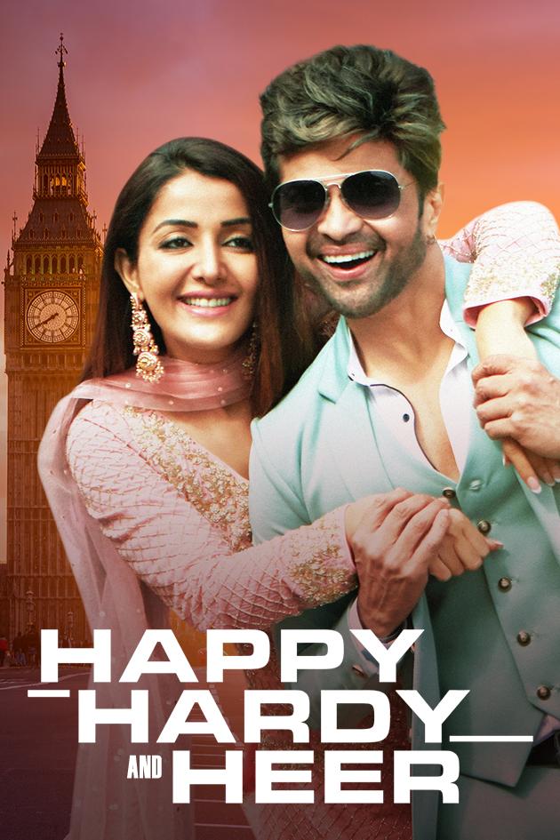 Happy Hardy And Heer 2021 Hindi Movie 480p ZEE5 HDRip ESub 350MB x264 AAC