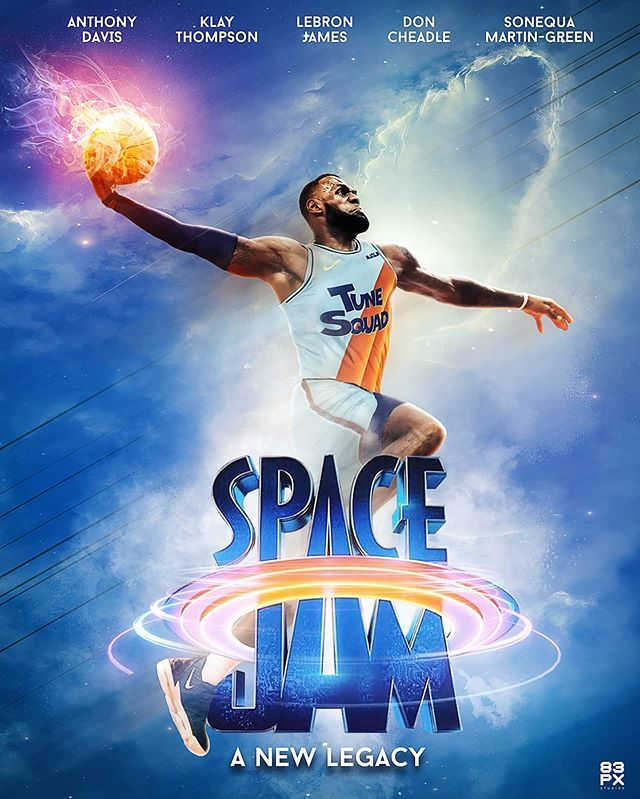 Space Jam A New Legacy (2021) ORG Hindi Dual Audio 480p BluRay ESubs 400MB Download