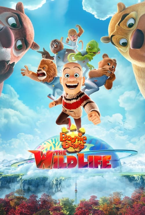 Boonie Bears The Wild Life 2021 English Movie 480p HDRip 303MB Download