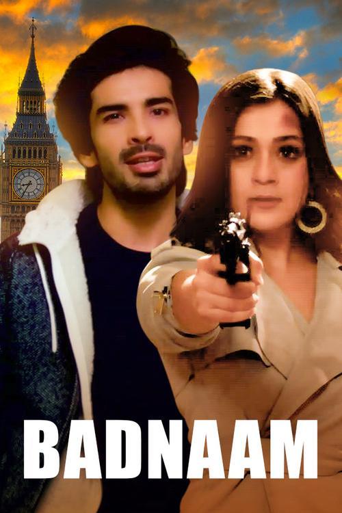 Badnaam 2021 Hindi Movie 480p ZEE5 HDRip ESub 350MB x264 AAC